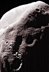 Martian Moon Phobos, Largely Carbonaceous Chondrite