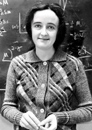 Astronomer Beatrice Tinsley