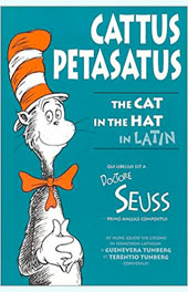 The Cat in the Hat (Latin Edition)