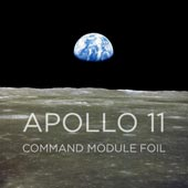 Foil from Apollo 11 (strictly one per customer)