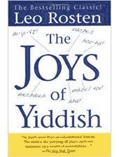 the joys of yiddish