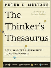 the thinkers thesaurus