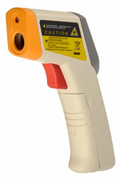 Sper Scientific 800101 IR Thermometer, Measures up to 930°F (500°C) @ 0.2° Resolution