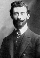 Maurice Ravel (1875-1937) during his facial hair period