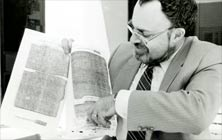 My client Stanton Friedman, physicist and UFO investigator
