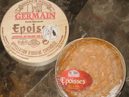 Revived in 1956, Napoleon's favorite, Époisses de Bourgogne  ☆ Sominsky [CC]
