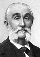 Naturalist and explorer Alfred Grandidier (1836-1921)