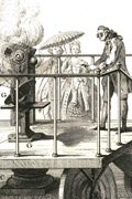 Antoine Lavoisier attempts to melt platinum with a solar furnace in 1772