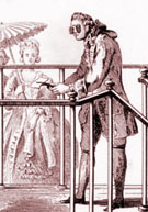 Antoine Lavoisier (1743-1794) attempts to melt platinum