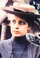 Physicist Lise Meitner (1878-1968), after whom element 109 was named