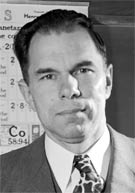 First to transmute bismuth into gold, Nobel laureate Glenn Seaborg (1912-1999)