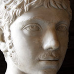 Elagabalus (218-222 ce) ☆ José Luiz Bernardes Ribeiro [CC] ▪ Led a cult centered around a large, black meteorite, renamed himself Heliogabalus, assassinated by his grandmother