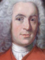 Physicist and professor of astronomy Anders Celsius (1701-1744)