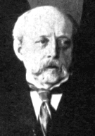Charles Barber, Chief Engraver of the US Mint (1879-1917), bitter rival of Augustus Saint Gaudens