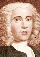 Lexicographer, English dictionary pioneer Benjamin Martin (1704-1782)