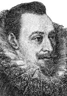 Author of the first English dictionary (1604) Robert Cawdrey  (1538-1604)