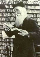 Oxford English Dictionary editor James Murray (1837-1915)