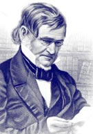 Joseph Worcester, Webster's rival, published own dictionary in 1828