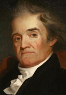 Dictionary pioneer, spelling reformer Noah Webster (1837-1915)