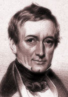 Lexicographer Peter Mark Roget (1779-1869)