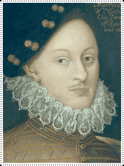 Edward De Vere,<br>17th Earl of Oxford